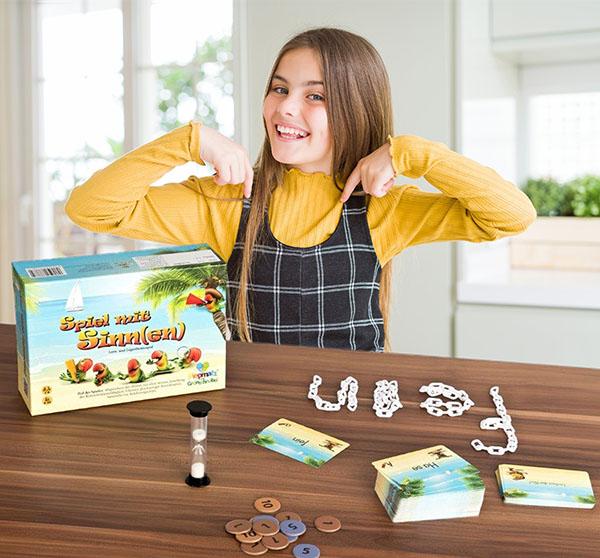 Spiel mit SINNEN klein