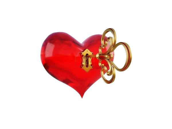 Öffne Dein Herz vor allem für die Selbstliebe