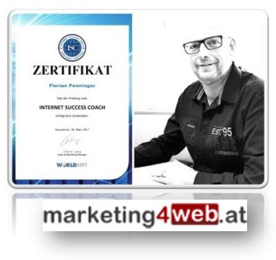 Beratung marketing4web.at