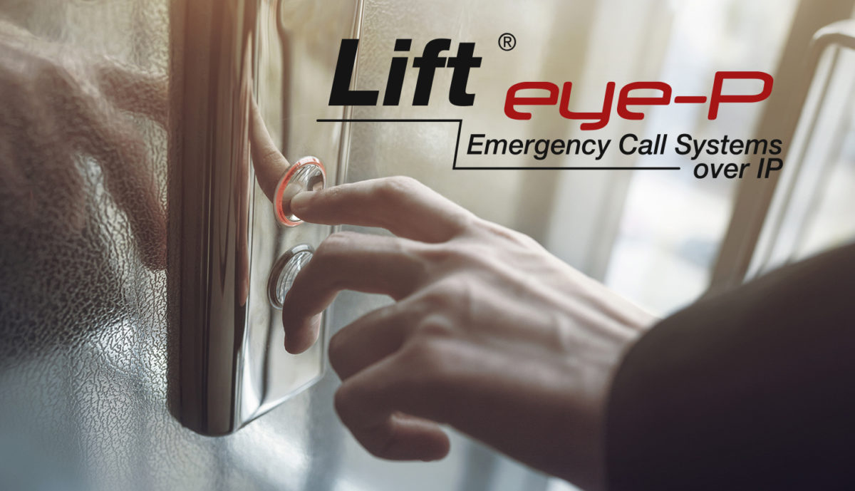 Lift eye-P Aufzugsnotrufsystem