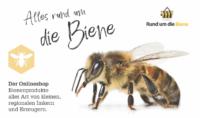 Inserat_Rund um die Biene_2